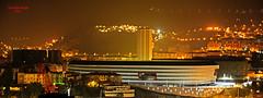 Arangoititik gauez. From Arangoiti at night. Desde Arangoiti por la noche. Bilbo. Bizkaia. Euskal Herria (Basque Country). 2015.04.25 (AnderTXargazkiak) Tags: from night noche la country bizkaia basque por bilbo desde euskal herria gauez arangoiti arangoititik