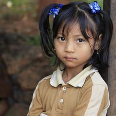 Burmese girl (DepictingPhotos) Tags: portraits children asia burma pindaya