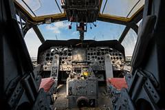 Top Rage (UrbexGround) Tags: urban plane lost military exploration avions urbex