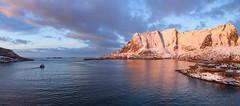 Fjords of Norway, Wide View (Ding Ying Xu) Tags: panorama norway europe lofoten reine