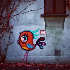 #Bué #birds everywhere - #streetart #Gent #Belgium #graffiti #visitgent (Ferdinand 'Ferre' Feys) Tags: ifttt instagram buéthewarrior bue bué gent belgium streetart graffiti graff graffitiart artdelarue urbanart belgique belgië ghent gand urbanarte arteurbano ferdinandfeys