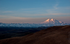 Morning Elbrus