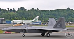 F-22A Raptor (livenloudphotography) Tags: fighter martin air jet raptor stealth f22 combat lockheed usaf fs superiority 525th