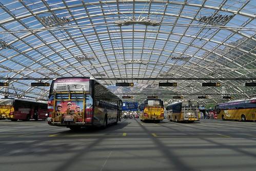 Chur - Postbus Station