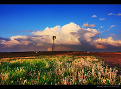 05/01/2016 - Rural Coles County distant storms with windmill and rainbow! (StormLoverSwin93 | Into the Storm) Tags: light sky storm color beautiful weather clouds canon dark landscape photography illinois spring rainbow darkness thunderstorm storms stormclouds atmosphericoptics circularpolarizer thunderstorms thunderhead cumulonimbus centralillinois weatherphotography 60d canon60d canoneos60d illinoisthunderstorms eastcentralillinois