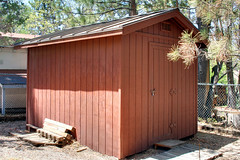 Storage Shed (J Tee) Tags: imperial 390