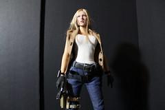 Female Shooter kitbash (kengofett) Tags: female figure shooter 16 kitbash verycool