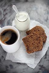 Banana bread alle prugne (vegano e senza zucchero!) (Zucchero e Zenzero) Tags: breakfast vegan banana comfort bananabread colazione foodblog
