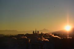Aurore, Genève