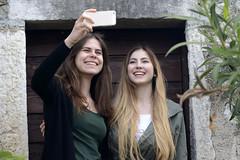 Strahlende Gesichter (Feinblick) Tags: girls lachen beauties mdchen lcheln iphone gesichter strahlendegesichter