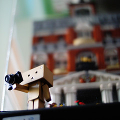 Danbo (Steve only) Tags: auto color reflex f14 sony 55mm snaps m42 danbo porst 5514 mitakon   11455mm nex3 lensturbo