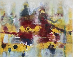 Au (Marie Kappweiler) Tags: art kunst paintings acryl peintures malerie tusche kappweiler mariekappweiler