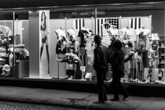 NEW LINGERIE (simothefoxph) Tags: street city people blackandwhite shop 50mm monocromo streetphotography explore vetrina biancoenero domodossola vco canon70d