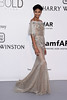 CAP D'ANTIBES, FRANCE - MAY 19: Chanel Iman arrives at amfAR's 23rd Cinema Against AIDS Gala at Hotel du Cap-Eden