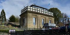 Restoration Man - Settle (Simon Caunt) Tags: panorama architecture landscape yorkshire largeformat thegreatoutdoors c4 oblong itsgrimupnorth channelfour georgeclarke vertorama welcometoyorkshire visityorkshire thelandofthelongwhitewhippet