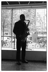John Butcher & John Macedo @ Sonic Surfaces, BankSpace Gallery, London, 19th May 2016 (fabiolug) Tags: street leica blackandwhite bw music london window monochrome 35mm blackwhite concert live gig livemusic performance rangefinder summicron synth solo monochrom sax whitechapel cass saxophone biancoenero synthesiser leica35mm johnbutcher leicam 35mmsummicronasph leicasummicron summicron35mmf2asph 35mmf2summicronasph summicronm35mmf2asph mmonochrom leicammonochrom leicamonochrom johnmacedo sonicsurfaces bankspacegallery