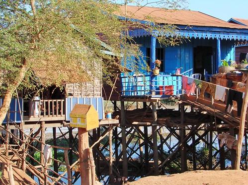lac tonle sap - cambodge 2007 12