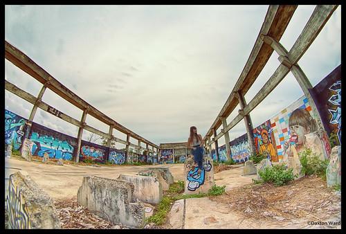 Abandoned Market of Art