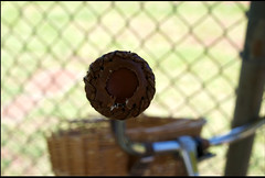 Focus (Forever Rambling) Tags: field bench focus baseball oahu perspective