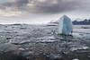 Jökulsárlón - Glacier Lagoon (Claire Willans) Tags: winter sea cloud snow cold ice nature water clouds landscape iceland lagoon glacier jokulsarlon waterscape glacial jokulsarlonglacierlagoon jokulsarlonglacier