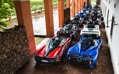 Raduno. (Alex Penfold) Tags: italy cars alex car bc super f autos supercar zonda supercars pagani penfold 2016 760 raduno c12s huayra
