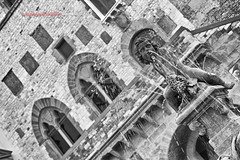 Prato | Toscana. (Pachibro Portfolio) Tags: canon eos 7d canoneos7d pasqualinobrodella pachibroportfolio pachibro scattifotografici italia italy toscana tuscany campanile chiesa church belltower duomo cattedrale santostefano borgoalcornio fontana fountain