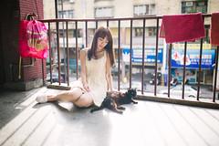 Sigma35mm Art with Miao @Taipei IMG_5831 (WillyYang) Tags: portrait 35mm canon bokeh miao miaomiao 35mmf14 bokehlicious portraitandfaces 35art 35mmf14art