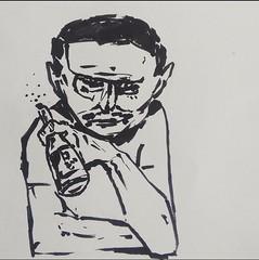 #robsbraga #riscos #rabiscos #dope #osmlavo (robingraffiti) Tags: rabiscos dope riscos robsbraga osmlavo