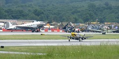 WWII Weekend 2016 Reading PA (B29tim) Tags: never museum vintage reading fighter weekend mark aircraft military air wwii north atlantic pa american belle mustang miss mid murphy warbird commando tinker maam c46 p51d 2016