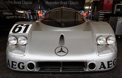 Sauber-Mercedes C9 (jason..mc) Tags: mercedes sauber goodwood c9 2016 croupc