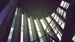 P1040373vf (hans fotografeert) Tags: seascape holland building tower dutch landscape lumix view panasonic compact watchtower afsluitdijk lx3 kornwederzand thedockviewanddetailsfromthewatchtower afsluitdijkhollandstairwayviewafsluitdijkhollanddutchviewpanasoniclx3compactnederland