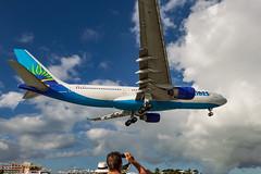 Air Caraibes A330-200_AS5J1747 (RJJPhotography) Tags: aviation caribbean sxm princessjulianainternationalairport saintmaarten avgeek