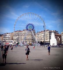 Sur le Vieux Port ... ( P-A) Tags: vieuxportmarseille visite agrable beau intressant mditerrane activit visiteurs touristes vacances loisir divertissement populaire dtente sansstress canebire photos simpa