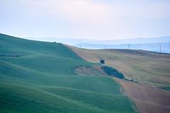 Crete Senesi (meloni.pietro) Tags: sunrise alba tuscany cretesenesi