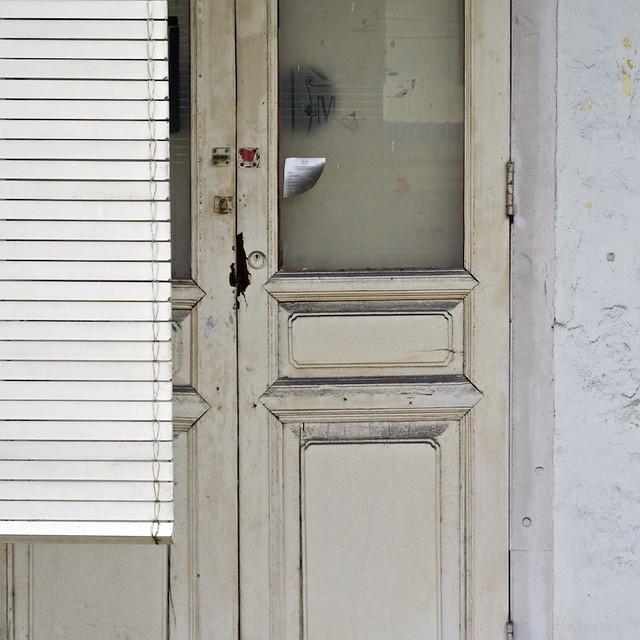 George Town door