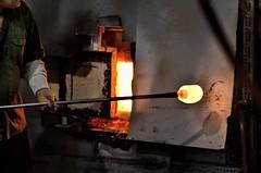Glass Blowing (kennyphoto1) Tags: hot glass heat worker glassblowing