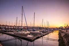 lisbon-docks (maki13371) Tags: travel portugal marina docks sunrise nikon lisbon waterscape