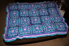 Rhonda Olson (The Crochet Crowd) Tags: crochet mikey cal divadan crochetalong yarnspirations cathycunningham thecrochetcrowd michaelsellick danielzondervan freeafghanpattern mysteryafghancrochetalong freeafghanvideo caronsimplysoftyarn