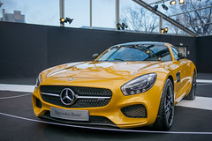 2014 Mercedes-AMG GT (el.guy08_11) Tags: paris france ledefrance voiture collection mercedesbenz conceptcar 2014