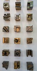 Ceramic Cubes (UrbanphotoZ) Tags: nyc newyorkcity ny newyork geometric ceramic manhattan metallic midtown cubes simple architecturaldigest homedesignshow farwestside metallicglaze kaisersuidan httpwwwnextstepstudiocomkaisersuidan
