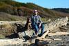 A Dog and His Boy (jordanakins13) Tags: dog beach puppy point hunting handsome rocky retriever fetch
