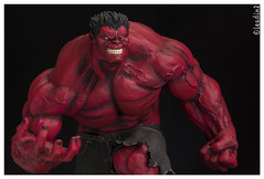 Red Hulk | Statue | Sideshow Collectibles (leadin2) Tags: red statue canon format hulk marvel exclusive premium sideshow rulk