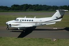 ZS-FDR (IndiaEcho Photography) Tags: africa light natal canon ir eos virginia airport king general aircraft aviation south aeroplane civil beech airfield vir durban kwazulu 1000d favg zsfdr