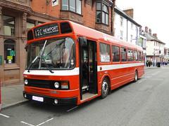 National Welsh Leyland National 2 Single Decker Bus BUH 240V (5asideHero) Tags: 2 bus buh national single welsh leyland 240v decker