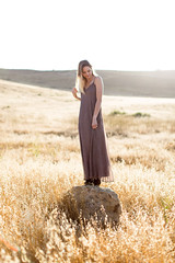 Maddy G (Coco_Horsager) Tags: california summer field golden los angeles socal hour orangecounty