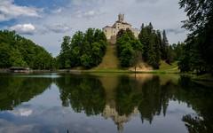 lake & castle - Trakošćan (09) (Vlado Ferenčić) Tags: castles lakes croatia hrvatska hrvatskozagorje nikkor173528 zagorje nikond600 castletrakošćan laketrakošćan castleschurches canceledgroup lakescasstles