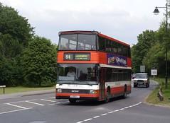 Wilts & Dorset 3126 - L126ELJ (Southern England Bus Scene) Tags: southampton wd lyndhurst lymington 3126 wiltsdorset l126elj