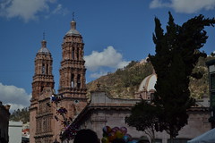 Zacatecas' cathedral (BrunoBalbuena) Tags: mexico cathedral roadtrip zacatecas