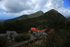 Zalongo Monastery (Vojinovic_Marko) Tags: travel building stairs nikon hellas greece monastery orthodox zalongo epirus  preveza grka   d7200 nikond7200