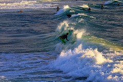 surfing in Tel-Aviv beach (Lior. L) Tags: light sea beach telaviv surf action surfer wave surfing surfers actionphotography surfingintelavivbeach
